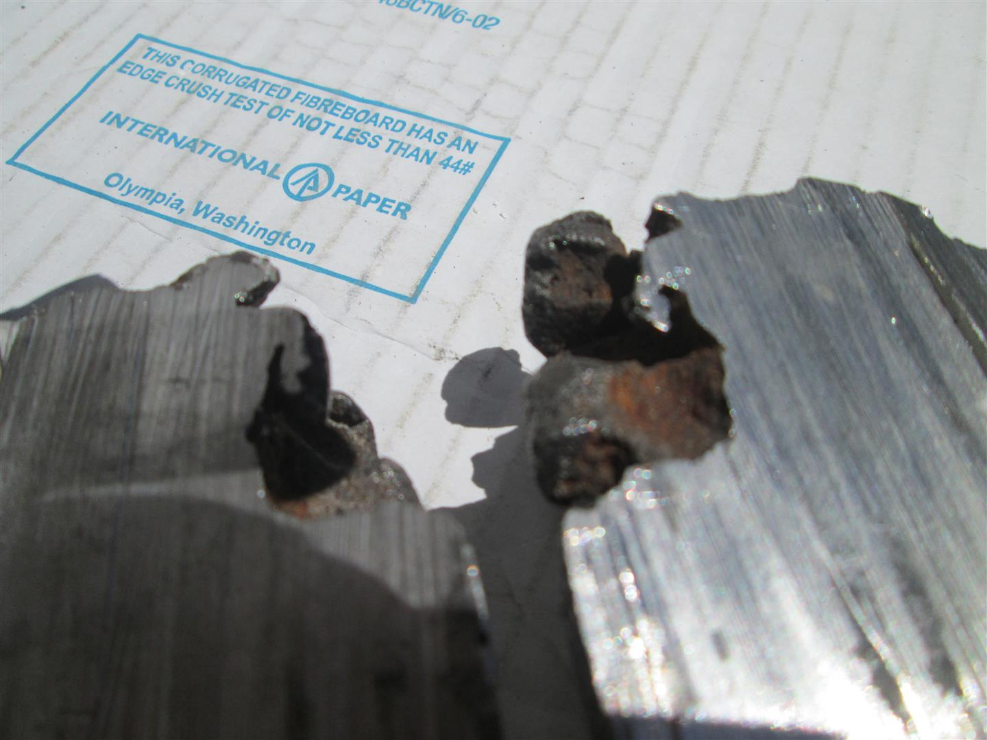 You are browsing images from the article: Hi Res Images showing Al-Wood Metal Sample